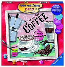 Ravensburger Malen nach Zahlen Coffee