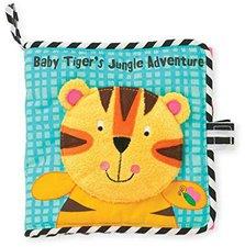 Manhattan Toy Baby Tiger's Jungle Adventure Activity Book
