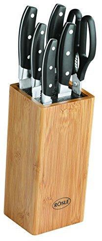 Rösle Messerblock Cuisine Bambus 7 tlg. (13050 )