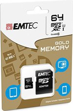 Emtec microSDXC Mini Jumbo Ultra 64GB Class 10 (ECMSDM64GXC10)