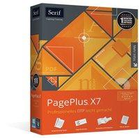 Serif PagePlus X7 (DE) (Win) (Box)