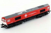 Kato Diesellokomotive Class 66 Crossrail (K10822)