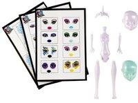 Mattel Monster High Create-A-Monster Design Lab Add-On Mystical