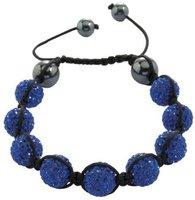 Burgmeister Shamballaband blau (JBM1151-598)
