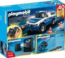 Playmobil City Action - RC-Polizeiauto mit Kamera-Set (5528)