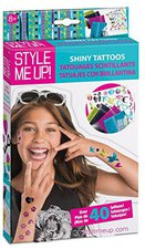 Style me Up Glitter Powder Tattoos (551)