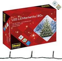 Idena LED-Lichterkette 80er warmweiß (8325058)