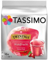 Tassimo Twinings Waldfruchttee T-Disc (16 Stk., 16 Portionen )