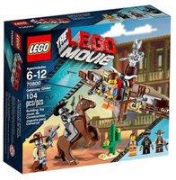LEGO The LEGO Movie - Flucht mit dem Gleiter (70800)