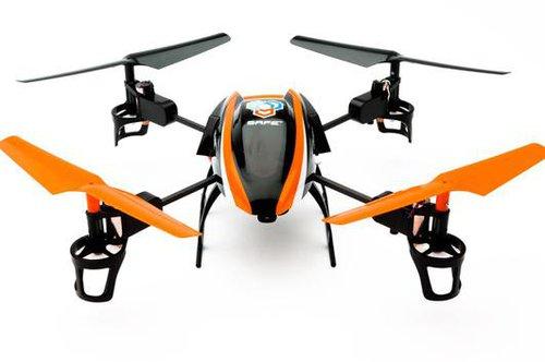 E-Flite Blade 180 QX HD Quadrocopter BNF (BLH7480)