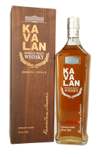 Kavalan Single Malt Whisky 0,7l 40%