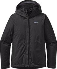 Patagonia Men's Insulated Torrentshell Jacket Black