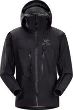 Arcteryx Alpha SV Jacket Men's Black
