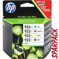Hewlett Packard HP Nr. 932XL/933XL (C2P42AE) Value Pack