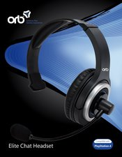 ORB Accessories PS4 Elite Chat Headset