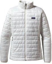 Patagonia Women's Nano Puff Jacket Birch White