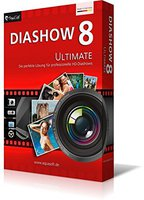 Aquasoft DiaShow 8 Ultimate (DE) (Win) (Box)