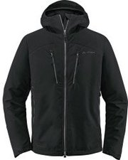 Vaude Men's Lagalp Hooded Jacket Black