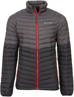 Columbia Powerfly Down Jacket Men Abyss