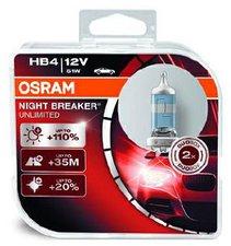 Osram Nightbreaker Unlimited 9006NBU