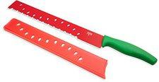 Kuhn Rikon Melonenmesser groß grün/rot