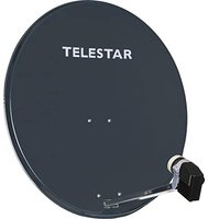 Telestar Digirapid 80cm Quad LNB