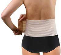 Hydas Orthopädischer Bauch- und Rückenstützgürtel
