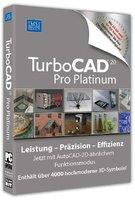Imsi TurboCAD V 20 Pro Platinum inkl. 3D Symbole (DE) (Win)