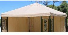 Grasekamp Roma Ersatzdach 3 x 3 m