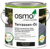 Osmo Terrassen-Öl 020 schwarz 0,75 l