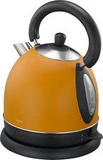 Exido British Style Wasserkocher Orange