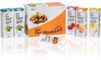 Curaden Curaprox GC Dry Mouth Gel Sortiment (10 x 35 ml)