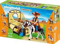 Playmobil Country - Tinker mit Pferdebox (5516)