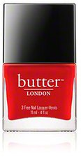 butter London Nagellack Pillar Box Red (11 ml)