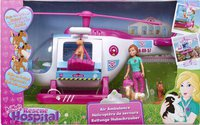 Vivid Animagic Rescue Hostpital Air Ambulance