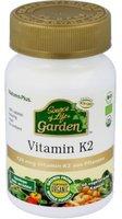 Nature's Plus Source Of Life Garden Vitamin K2 120mcg (60 Stk.)