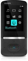 Philips GoGear Azure 4GB (SA5AZU04) schwarz