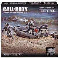 Mega Bloks Call of Duty - Rib Beach Assault