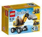 LEGO Creator - 3 in 1 Power Bagger (31014)