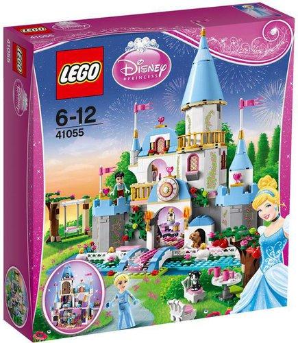 LEGO Disney Princess - Cinderellas romantisches Schloß (41055)