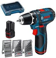 Bosch GSR 10,8-2-LI Professional 1 x 1,5 Ah + Koffer (0615990FM7)