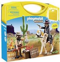 Playmobil Western - Spielekoffer (5608)