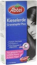 Abtei Kieselerde Plus Granatapfel Zink Biotin Depot Tabletten (30 Stk.)