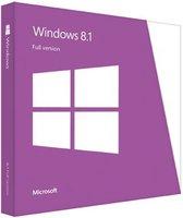 Microsoft Windows 8.1 32/64 Bit (EN)