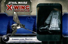 Fantasy Flight Games Star Wars X-Wing: Lambda-class Shuttle
