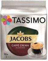 Tassimo Jacobs Caffé Crema Classico T-Disc (16 Stk., 16 Portionen)