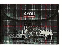 4You Soft Etui Grizzly