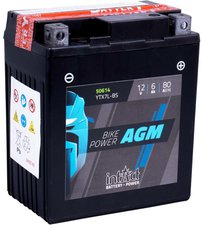 IntAct Bike Power AGM 12V 6Ah (50614)
