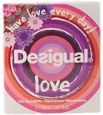 Desigual Love Eau de Toilette