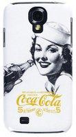 Coca-Cola Hardcover Golden Beauty (Galaxy S4)